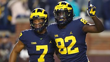 Michigan, OSU set to battle for Big Ten East title