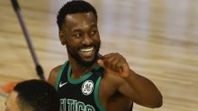 Kemba Walker keeps acing the moment that Kyrie Irving got most horribly wrong as a Celtic
