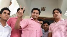 Kapil Mishra, rebel AAP leader and former Delhi minister, joins BJP