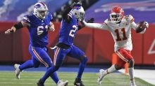 Chiefs will make history by hosting Bills in AFC Championship Game