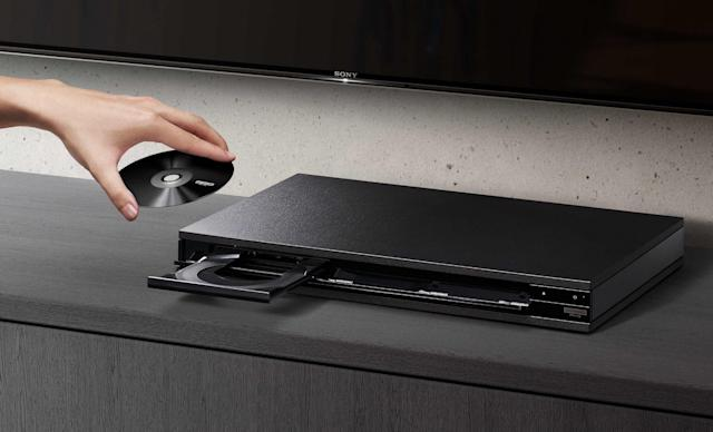 Why I caved and finally bought a 4K Blu-ray player