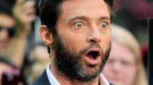 Ryan Reynolds thinks his wife looks like a female Hugh Jackman