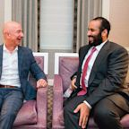 MBS 'threatened Jeff Bezos with revelation of his affair', says UN