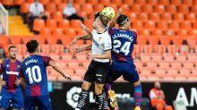 Pellegrini wins in return to Spanish league; Emery draws