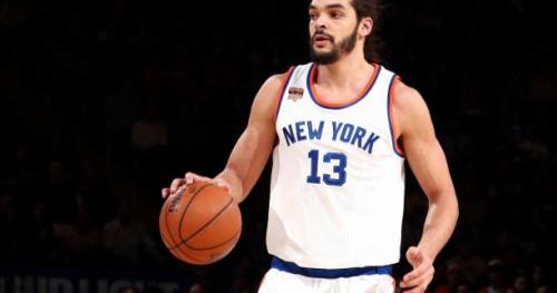 Basket - NBA - New York : Joakim Noah va être opéré de l'épaule et sera absent plusieurs mois