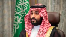 Saudi prince vows 'iron fist' as IS group claims attack on Western diplomats