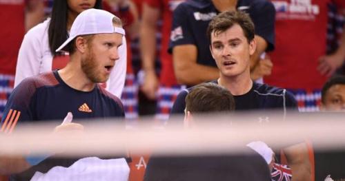 Coupe Davis - Leon Smith, le capitaine de la Grande-Bretagne : «Tombés face à une très bonne équipe»