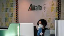 Italia quiere nacionalizar Alitalia debido al coronavirus