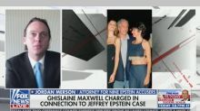 Fox News 'Regrets' Cropping Trump Out of Photo With Jeffrey Epstein and Ghislaine Maxwell
