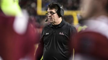 S.C. commits to Will Muschamp for now