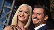 Katy Perry and Orlando Bloom celebrate one-year engagement anniversary: 'Never a dull moment'