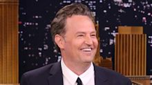 Matthew Perry announces limited-edition 'Friends' apparel to benefit good cause