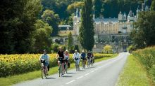 'In France, it is always wine-o'clock' – Kathy Lette and Ruby Wax laugh their way through a cycling trip in the Loire