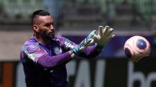 Weverton após vitória no Dérbi: 'Palmeiras vem forte, mais uma vez'