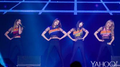 K-pop groups EXID, JBJ and B1A4 rock crowd at Singapore Indoor Stadium