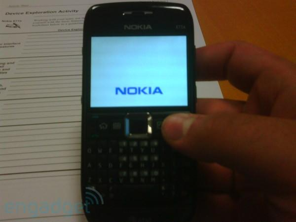 Nokia E71x misses rumored launch date on AT&T