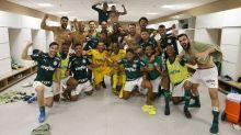 Veron faz muito com pouco e confirma protagonismo dos garotos no Palmeiras