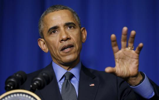 Obama looks to defend handling of Islamic State