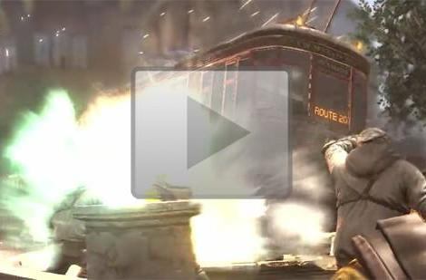 inFamous 2 trailers show off the moral dichotomy of destruction