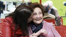 Sánchez y PSOE rinden homenaje a histórica militante en su cien cumpleaños