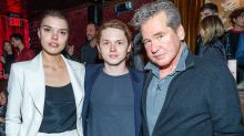 Val Kilmer Steps Out with His Lookalike Son After Being Cast in the 'Top Gun' Sequel