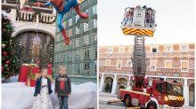 ¡Con superhéroes y en un camión de bomberos! Así ha sido el cumpleaños de Jacques y Gabriella de Mónaco