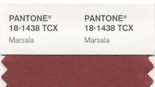 Marsala is 2015's Official Pantone Color of the Year