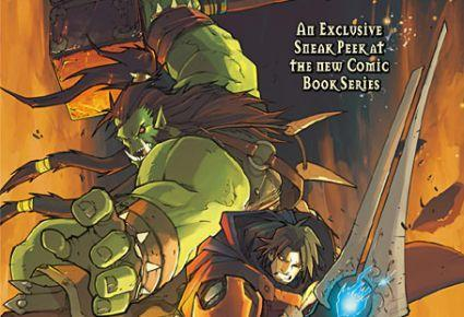 Breakfast topic: Are you going to read the WoW comic?