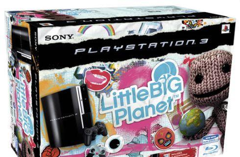 European 80GB PS3/LittleBigPlanet bundle spotted