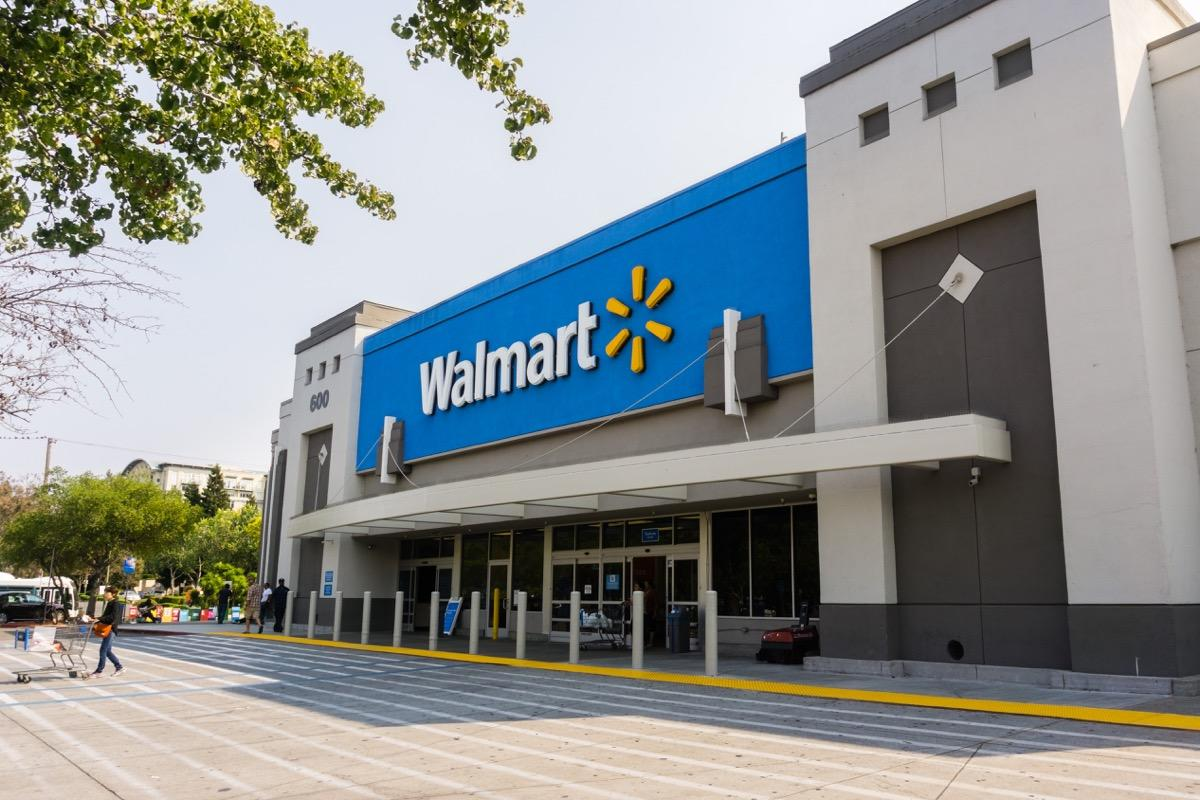This Is the Best Day to Shop at Walmart This Month