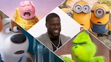 'Secret Life of Pets 2' star Kevin Hart is going to pitch a Minions Cinematic Universe