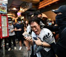 Hong Kong violence prompts debate but no division among protesters
