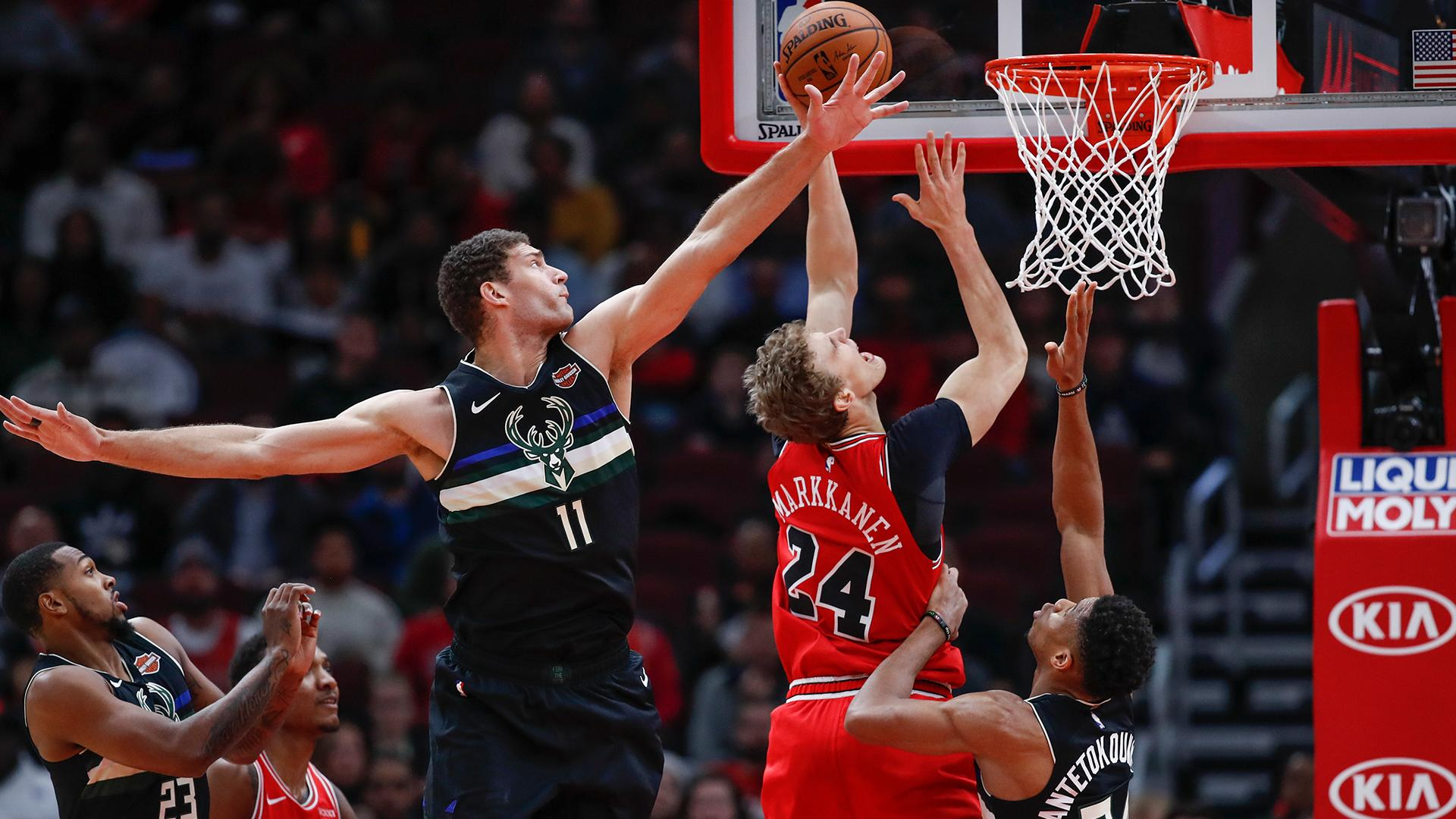 What is going on with Lauri Markkanen?