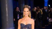 Joanne Froggatt shares behind-the-scenes look at Downton Abbey film set