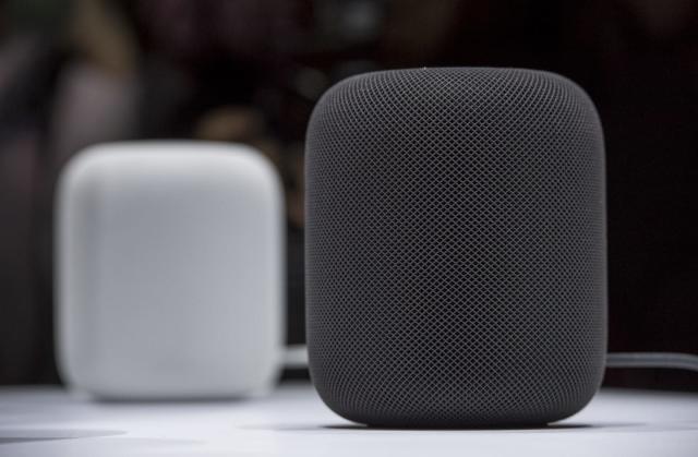 Apple's HomePod speaker needs an iOS device to work