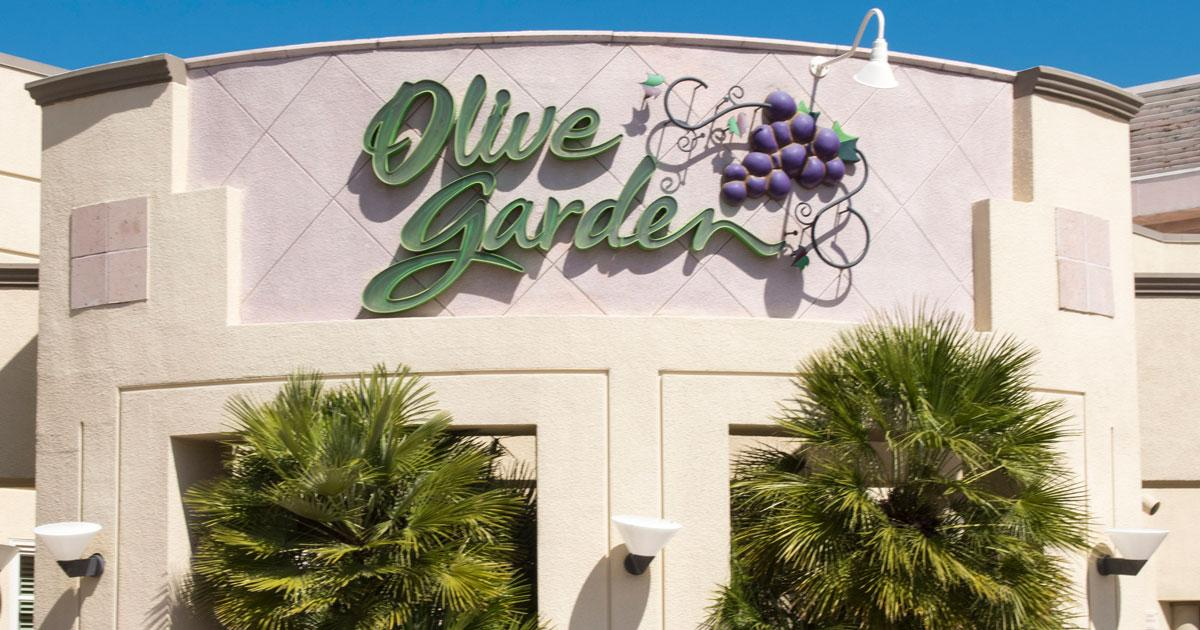 Olive Garden Manager Fired For Accommodating Customer S Demand For