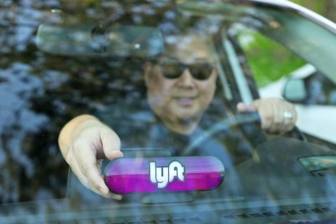 Kelly Sullivan/Getty Images for Lyft