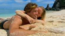 Showmance blossoms as virgin makes her move on 'Survivor'