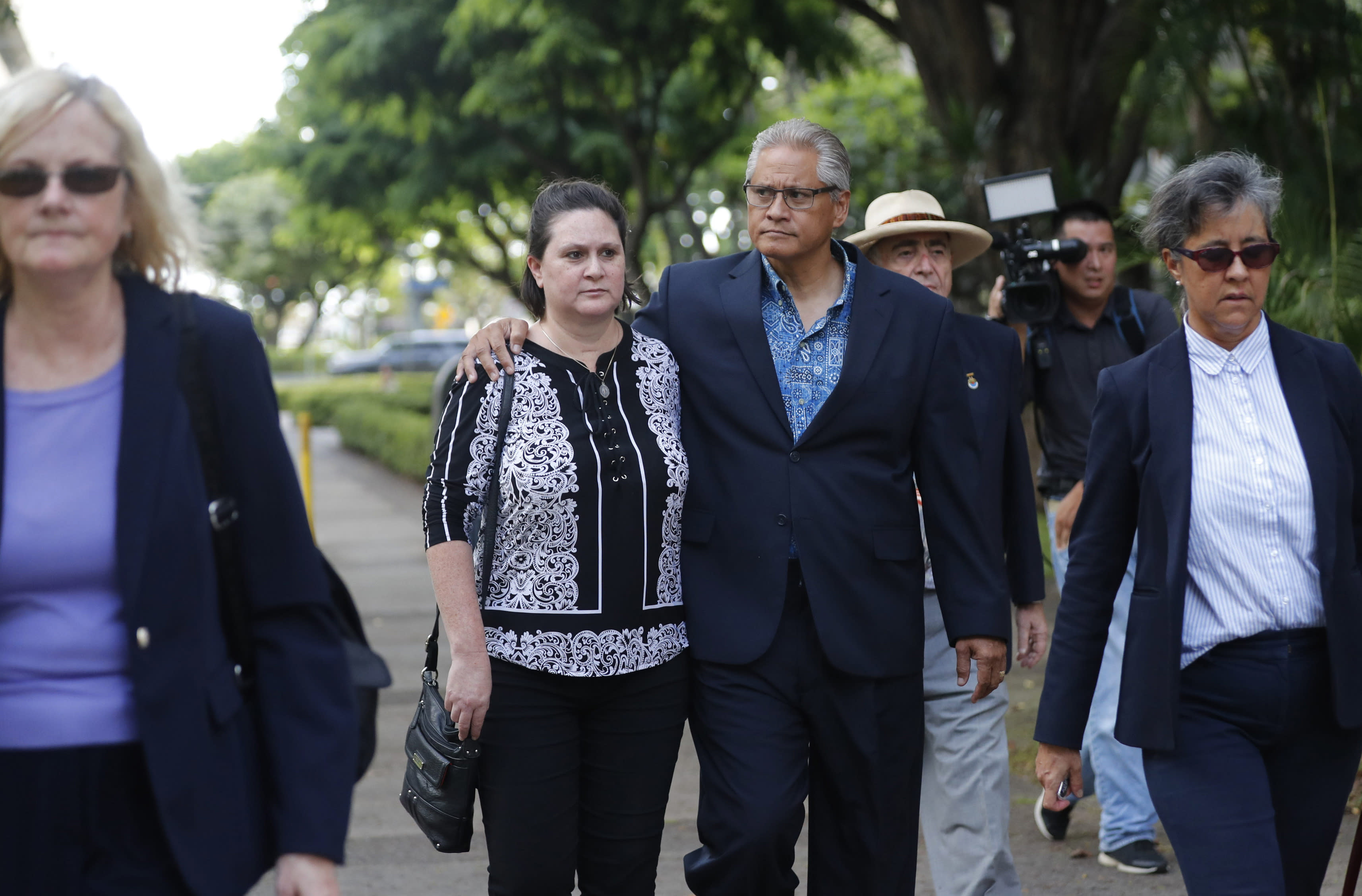 Hawaii Corruption Trial
