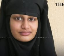 British schoolgirl Shamima Begum who joined Isil found in Syria and 'wants to come home'