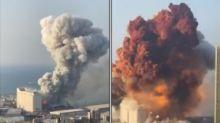 2,750 Tonnes of Ammonium Nitrate Caused Beirut Blasts, 113 Dead