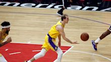 Laker Alex Caruso Gets Hit With Random Drug Test At Hilarious Time