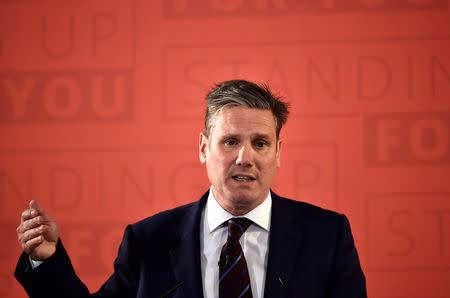 Los laboristas garantizarán derechos de ciudadanos de la UE si gana comicios