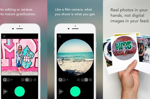 This photo app charges $20 for 24 photos, seriously