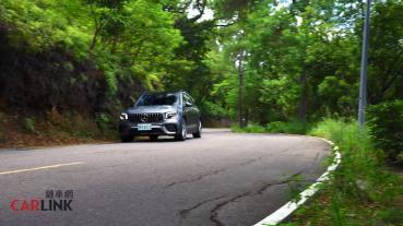 【試駕報導】賓士的雙重人格!Mercedes-AMG GLB 35 4MATIC First Edition