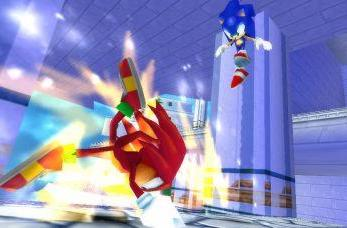 Sonic Rivals 2 officially announced, includes Game Sharing