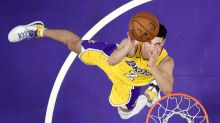 Lonzo Ball may have violated NBA Fight Club rules by abandoning a scuffle with the Phoenix Suns