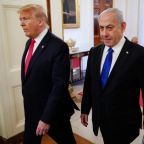 Trump unveils Mideast plan, 'last opportunity' for Palestinians
