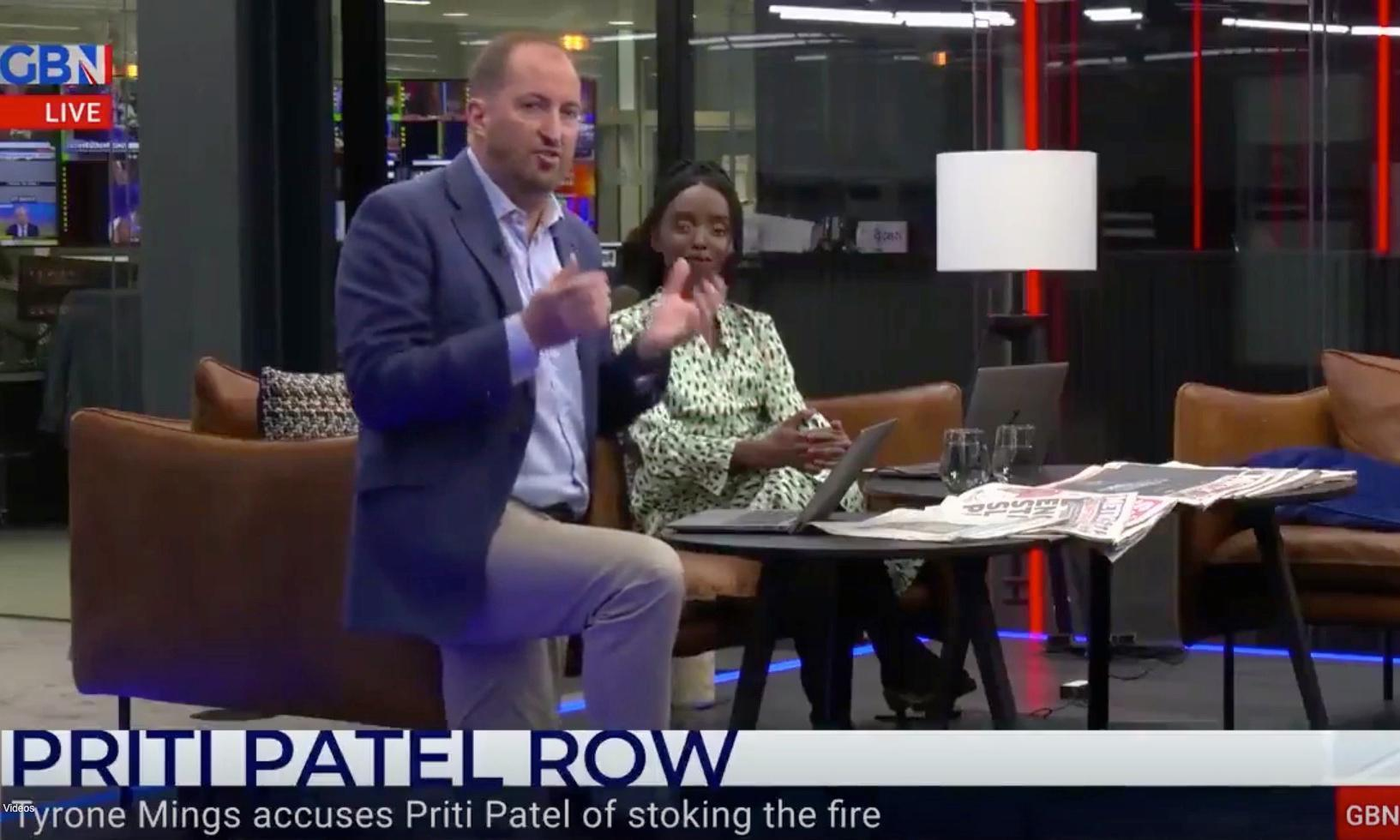 GB News shows attracted zero viewers after boycott over taking the knee