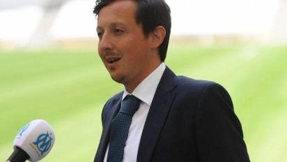 Foot - OM - Pablo Longoria (OM): «Je n'aime pas avoir un joueur en fin de contrat dans mon effectif»